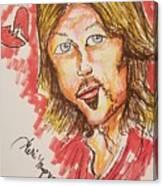 Billy Ray Cyrus Canvas Print
