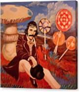 Billy Wonka 2  Canvas Print