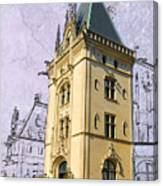 Welcome To Biltmore Canvas Print