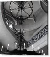 Biltmore Grand Staircase  Canvas Print