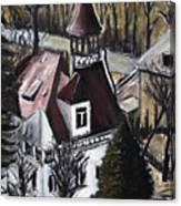 Bily Dum Canvas Print