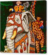 Bingo Bango Bongo Canvas Print