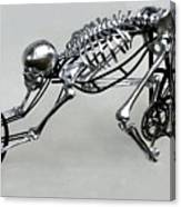 Bio Cycle Canvas Print