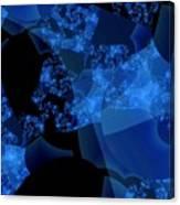 Bioluminescence Canvas Print