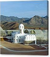 Biosphere 2, Arizona Canvas Print