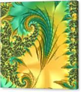 Bird Exotica Canvas Print