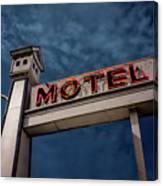 Bird House Motel #2 Canvas Print