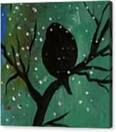 Bird IIi Wr Canvas Print