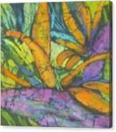 Bird Of Paradise I Canvas Print