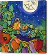 Bird Retreat Canvas Print