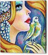 Bird Song Canvas Print
