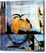 Bird Tribes Canvas Print