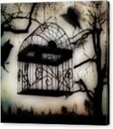 Birdcage Canvas Print