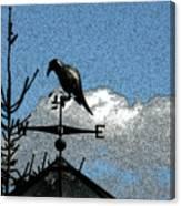 Bird's Eye View I Canvas Print