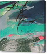 Birds Over The Sea Canvas Print