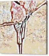 Bird's Views Canvas Print