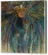 Birdtribe Magic Canvas Print