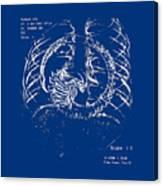 Birth Of Alien Canvas Print