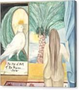 Birth Of Princess Emira Canvas Print
