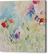 Birth Of Spring Canvas Print