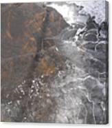 Bisection Canvas Print