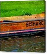 Bismarck Canvas Print