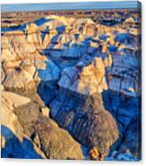 Bisti Badlands 10 Canvas Print