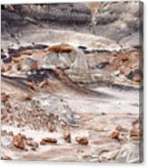 Bisti Badlands 5 Canvas Print