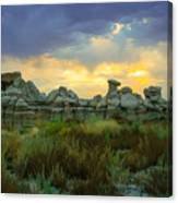Bisti Wilderness Canvas Print