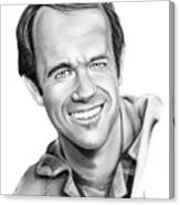 Bj-mike Farrell Canvas Print