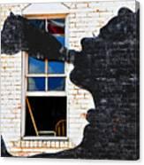 Black Betty Canvas Print
