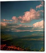 Black Canyon 3 Canvas Print