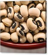 Black Eyed Peas Canvas Print