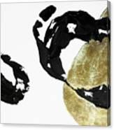 Black Gold 1 Canvas Print