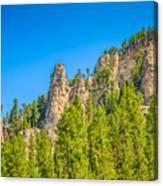Black Hills Majesty Canvas Print