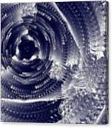Black Hole #66v22 Canvas Print