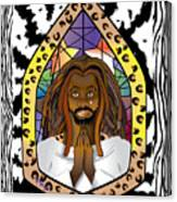 Black J C Canvas Print