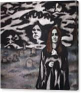 Black Sabbath Tribute Canvas Print