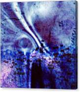 Blackest Eyes Canvas Print
