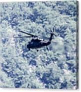 Blackhawk Uh - 60 Canvas Print