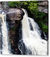 Blackwater Falls #4 Canvas Print