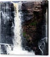Blackwater Falls #5 Canvas Print
