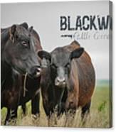 Blackwater Mug Canvas Print