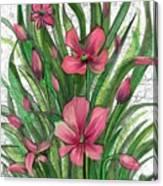 Blades Of Grass Canvas Print