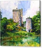 Blarney Castle Landscape Canvas Print