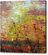 Blazing Prairie Canvas Print