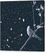 Bleak Winter Canvas Print