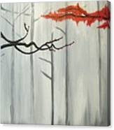 Bleeding Willow Canvas Print