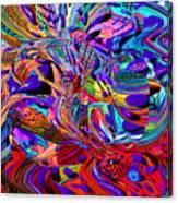 Blend 11 Canvas Print