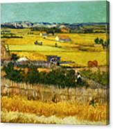 Blend 17 Van Gogh Canvas Print